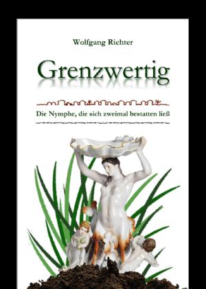 "Buchcover ""Grenzwertig"""
