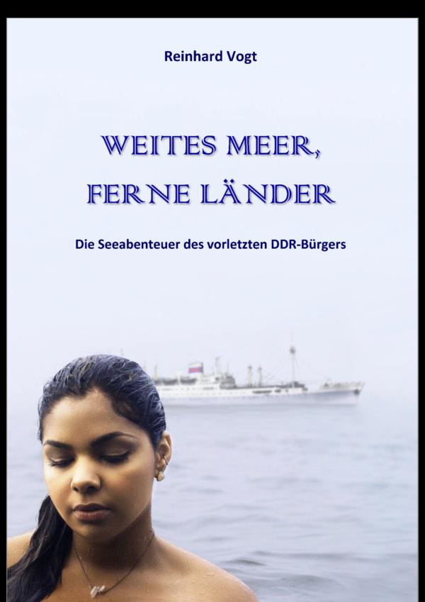 "Cover ""Weites Meer, ferne Länder"""