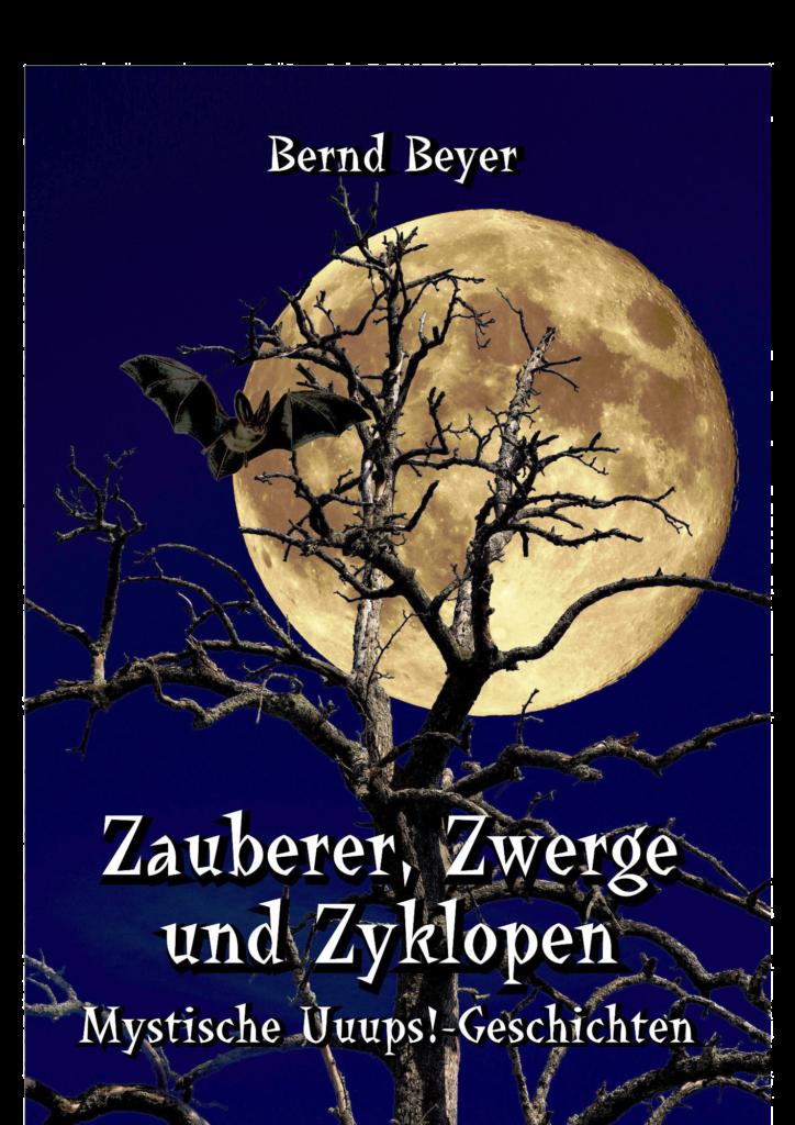 """Cover """"Zauberer, Zwerge und Zyklopen"""""""