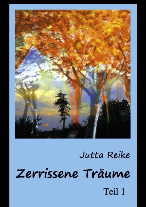 """Cover """"Zerrissene Träume 1"""""""
