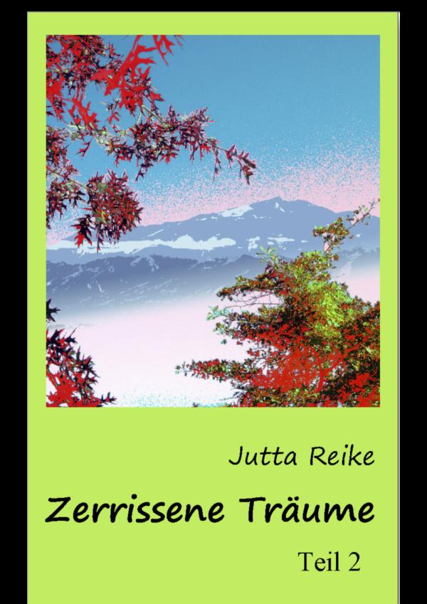 """Cover """"Zerrissene Träume 2"""""""